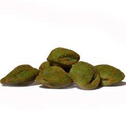 Wasabi peanuts pinda's